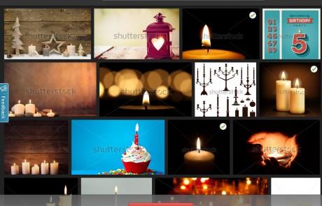 כלי מילות המפתח של Shutterstock