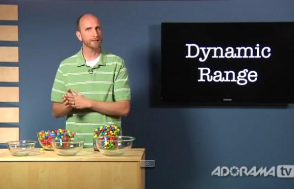תחום דינאמי ו- HDR