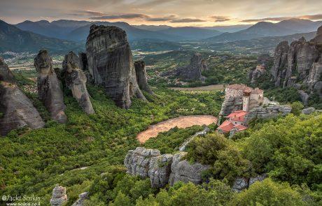 טיול צילום במטאורה יוון