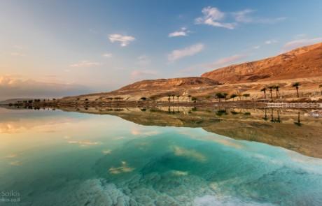 צילום בים המלח