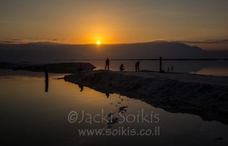 סיור צילום בים המלח