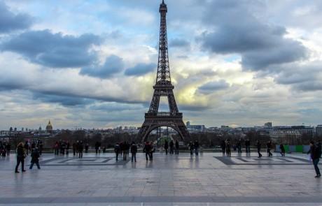 תמונות מסוף שבוע בפריז